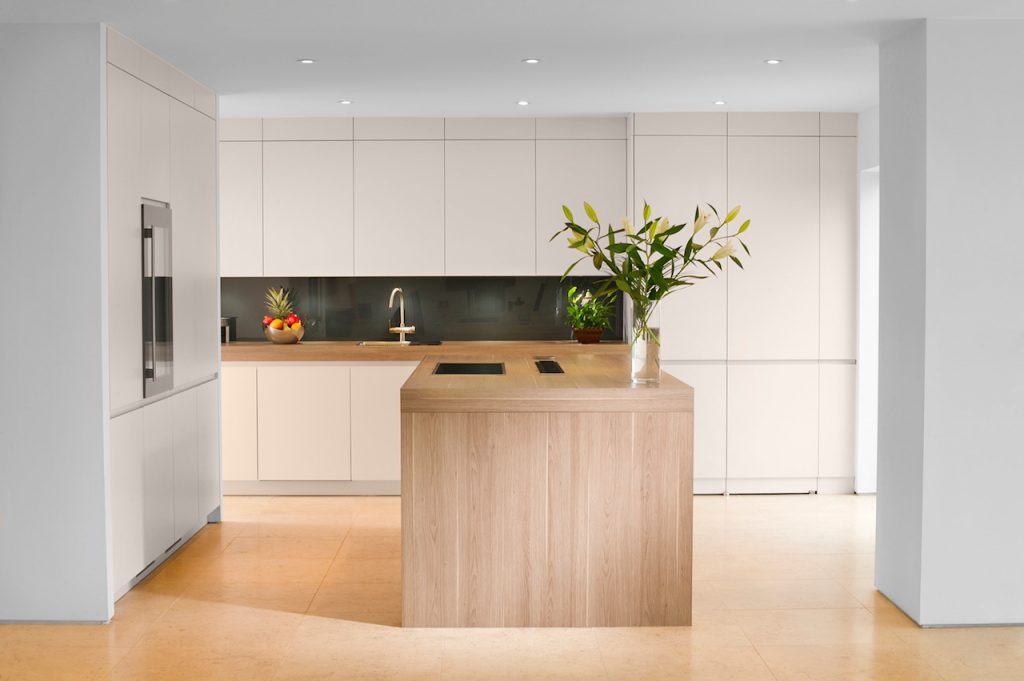 high quality modern kitchen
